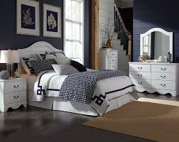White, Rustic Bedroom Suite, 3 or 5 Piece | Taylor Bedroom Set ...