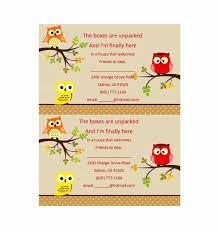housewarming invitation template microsoft word 40 free printable housewarming party invitation templates