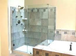 corner bathtub shower combination bathroom tubs and showers full size
