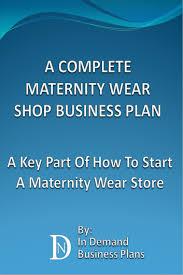 Garment shop business plan