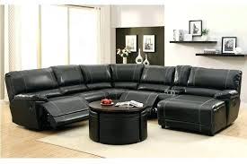 leather sectional with chaise and recliner black leather chaise sofas black leather reclining sectional sofa chaise