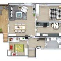luxury two bedroom apartment floor plans. 10 awesome two bedroom apartment 3d floor plans luxury e
