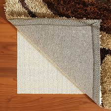 my cozy home rug pad 2x3 feet non slip anti skid and washable rug gripper keeps your area rugs carpet and mats safe in place wantitall