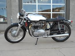 1962 triton vintage cafe racer motorcycle sold vintage motors of