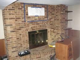 mounting tv on brick brick fireplace designs photos mount onto mount plasma tv brick fireplace mount tv into brick or mortar