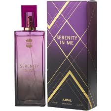 <b>Serenity in Me</b> for Women EDP - 100 mL (3.4 oz) by <b>Ajmal</b> | Intense ...