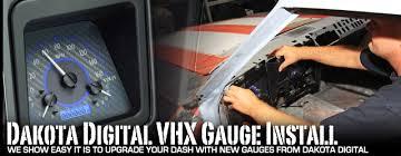 dakota digital vhx dash install in our 69 camaro chevy hardcore the