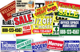How To Start A Profitable Vinyl Sign Business Extra Income Over 55