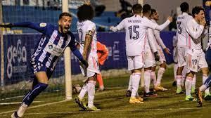 El Alcoyano hace historia y elimina al Real Madrid de la Copa del Rey