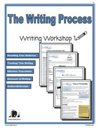 writing workshop argumentative essay middle school high  writing workshop 1 the writing process middle school high school