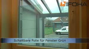 Schaltbare Folie Cleverfilm Für Gebäude Fassade Kfz Zubehör Ifoha