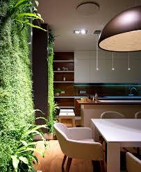 modern kitchen design 2017. Green-walls-kitchen-svoya-studio Modern Kitchen Design 2017 2