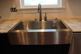 Farm House Kitchen Kitchen Stainless Steel Farmhouse Sink Farmhouse Kitchen Sinks