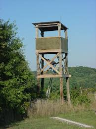 Lookout Tower Plans Tower Ideas Building An Observation Lookout Tower Using Telephone