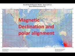 Magnetic Declination Chart Videos Matching Magnetic Declination Lead To The Foundations