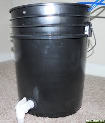 5 gallon bucket with spigot. Fine Spigot 5 Gallon Bucket W Spigot Used From Brewing Compost Tea Throughout With