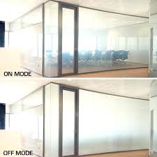 electric frosting glass electric frosted