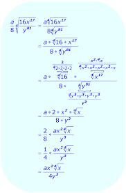 simplifying radicals adding and subtracting radicals ideas of algebra 2 radical equation calculator