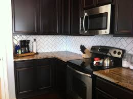 Kitchen Backsplash Ideas For Dark Cabinets 853794577 Musicments