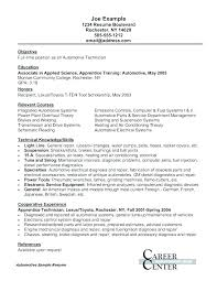 Maintenance Technician Resume Sample Electrical Technician Cv Sample Pdf Industrial Maintenance Mechanic