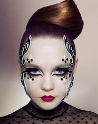 nyc makeup artist roshar s fantasy makeups are always so rivetingly beautiful