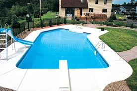 Exellent In Ground Swimming Pool Click On The Photo Below To View Inground Throughout Decorating