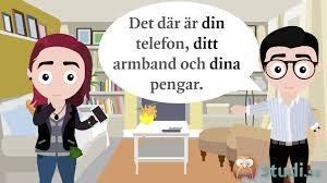 Bildresultat för pronomen svenska