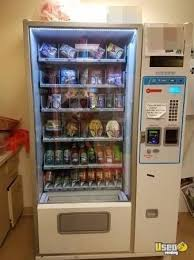 Refrigerated Vending Machine Stunning 48 Refrigerated Combo Vending Machine For Sale In California