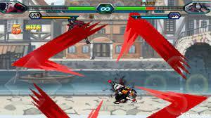 Bleach VS Naruto 3.3 Ichigo Vasto Lorde VS Madara - YouTube