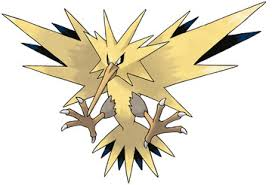 Zapdos Generation 3 Move Learnset Ruby Sapphire Firered