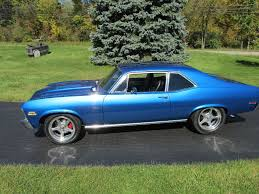 SOLD – 1972 Chevrolet Nova SS 350 Â« Ross Customs