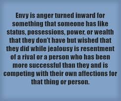 Christian Quotes On Jealousy Best Of What Is The Difference Between Jealousy And Envy In The Bible
