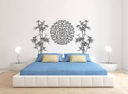 bamboo tree decals bamboo decal oriental decal bamboo decals oriental wall decor asian decals tree wall decals chinese symbols