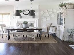 i love when the light shines through my kitchen and dining room it from round rug