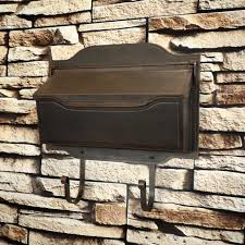 residential mailboxes wall mount. Simple Residential Residential Mailboxes Wall Mount Special Lite Contemporary Horizontal Wall  Mount Mailbox SHC1002 To Residential Mailboxes