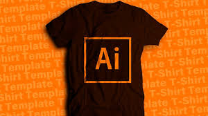 Design Baju T Shirt Family Day Design A T Shirt Template In Adobe Illustrator Illustratortutorial
