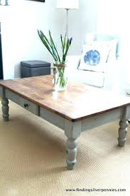 painting coffee table ideas end discussion tables