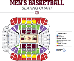 Tamu Baseball Seating Chart Mens Basketball 12th Man Foundation