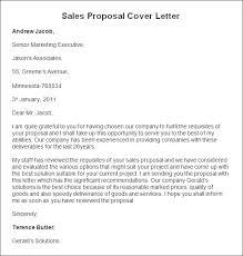 Sales Proposal Letters Scrumps
