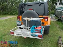the quickest easiest way to install tow lights on any vehicle jeep towing lights