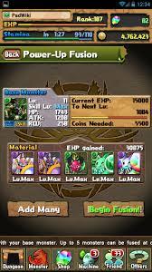 Ultimate Evolution Puzzle Dragons Wiki Fandom