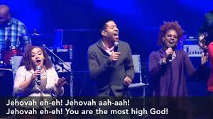all other gods they are the works of man jehovah you are the most high god christian worship urbana