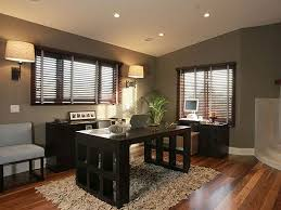 home office color ideas with goodly brown walls office walls and brown colors classic best colors for office walls