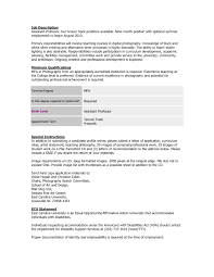 Cover Letter For Photography Resume Cover Letters Examples