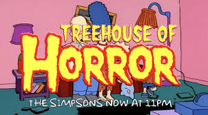 The Simpsons Treehouse Of Horror Vol 1 DVD Case  YouTubeAll The Simpsons Treehouse Of Horror Episodes
