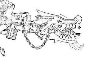 Ninjago Dragon Coloring Pages