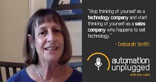 Home Automation Podcast Episode #14: An Industry Q&A With Deborah Smith