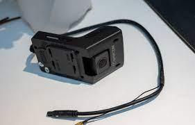 Camera hành trình Navicom J400 giám sát ô tô kiêm phát Wi-Fi