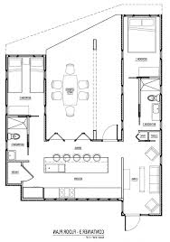 shipping container office plans. Shipping Container House Plans Download Free Design In Containerhou Diy Intermodal Home And Office Blueprints Homes R