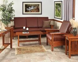 Mission Style Living Room Furniture Living Room Design Ideas